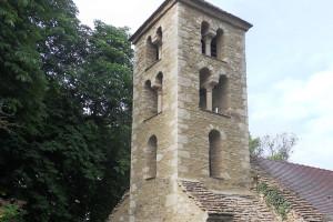 Clocher Chapelle Privée(La Roche-Vineuse)Après Travaux