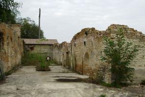 Fours à chaux(Crêches-sur-Saône)Avant Travaux