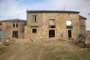 Maison d'habitation(Prissé)Avant Rénovation
