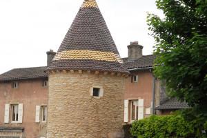 Tour Château(Prissé)Après Réfection