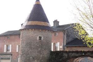 Tour Château(Prissé)Avant Réfection